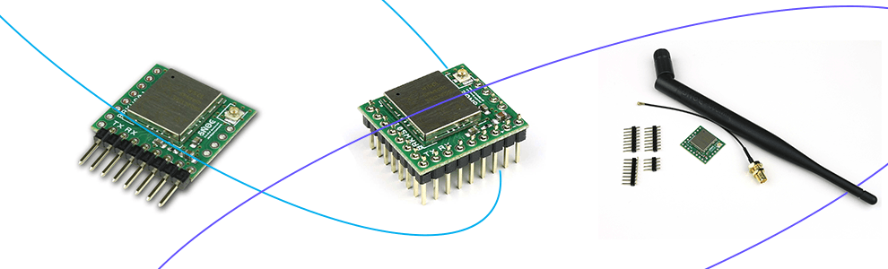 Commercialization of the first Sigfox Breakout board based on the new Wisol® SFM10R1, designed for the Internet of Things (IoT)