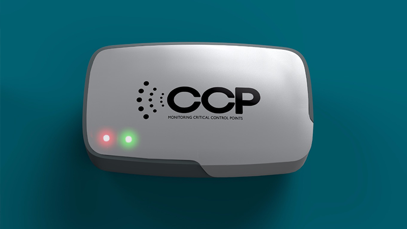 ccp cold chain monitoring