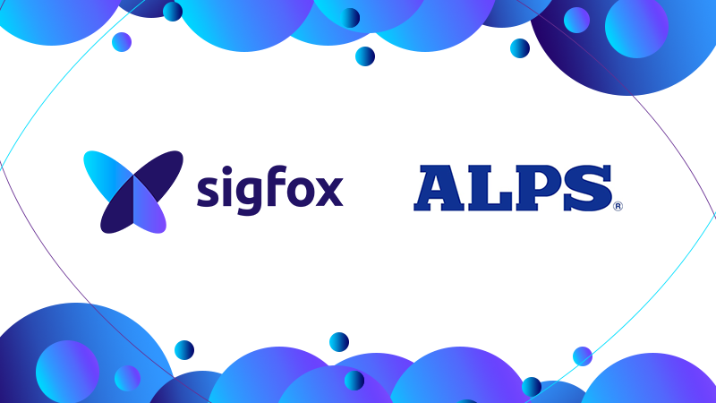 Sigfox announces a partnership in IoT with Global Electronic Equipment Manufacturer and Design Partner, Alps Electric Europe