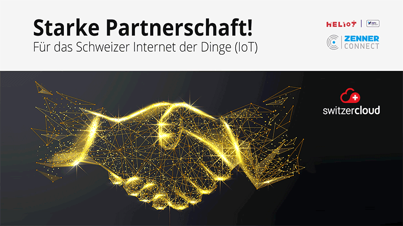 The complementary partnership integrates HELIoT's growing Sigfox 0G IoT connectivity in Switzerland with ZENNER Connect's Switzercloud IoT platform enabling the market with unique access to flexible and scaleable end-to-end IoT solutions.