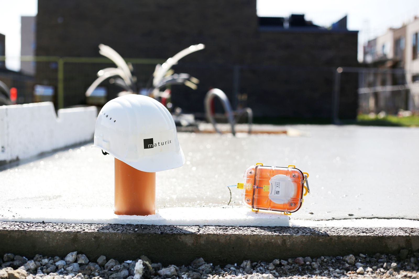 Kryton International Adds Wireless Real-Time Concrete Monitoring to its Smart Concrete® Product Offering through a Partial Acquisition of Sensohive Technologies ApS of Denmark