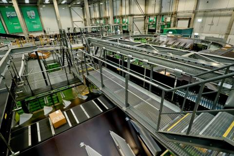 An Post, the Irish leading mails, parcels and ecommerce logistics company, revolutionise their supply chain