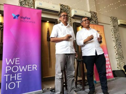 Sigfox officially launches its operation in Indonesia