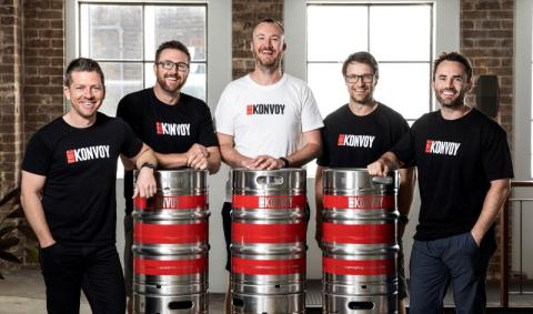 Konvoy Group revolutionizes the keg industry with world first tracking technology