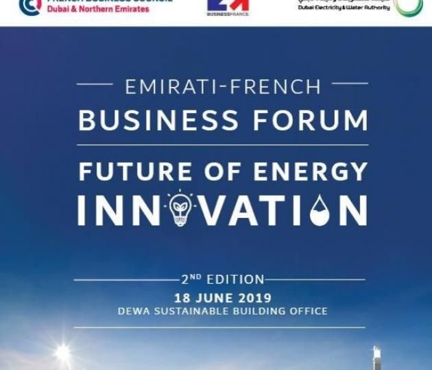 Emirati-French Business Forum for Future of Energy & Innovation