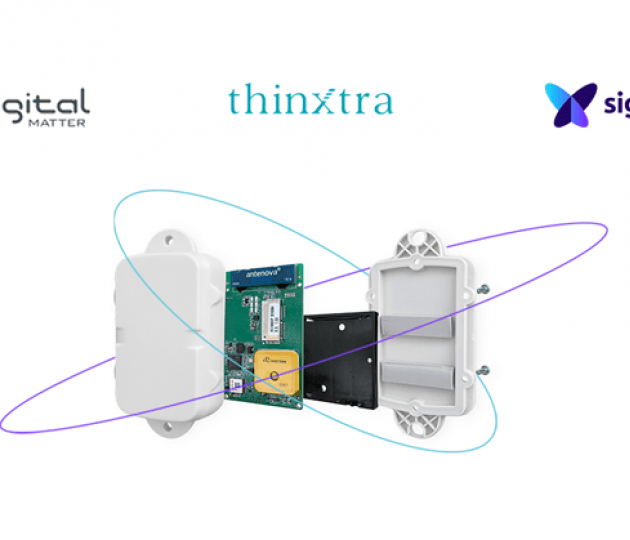Digital Matter Commits to 100,000 Sigfox Connections to Provide Low Cost, Long Battery Life Asset Trackers to the Global Market