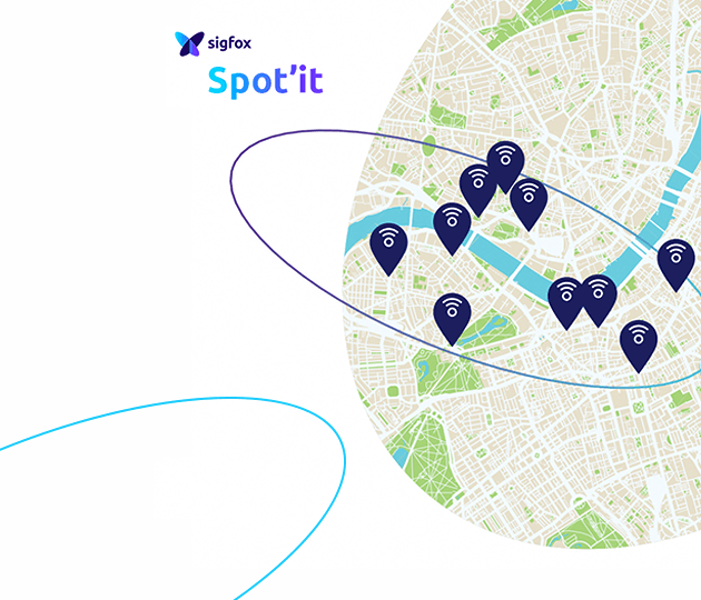 Sigfox to transform global asset tracking with Spot'it, the world's lowest cost Internet of Things (IoT) GPS-free geolocation service