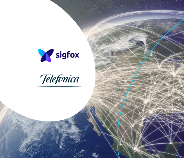 Sigfox and Telefónica strike global deal to offer IoT services worldwide