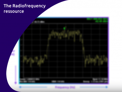Sigfox and the radio frequency resource