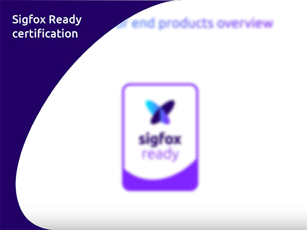 Sigfox Ready device